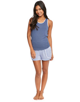 DKNY The Lineup Tank and Boxer Set