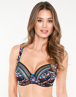 Freya Afterglow Underwired Plunge Balcony Bra