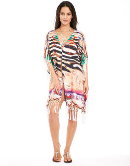 Watercult Beach Safari Poncho