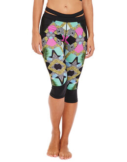 Mink Pink Rhythm 3/4 Leggings