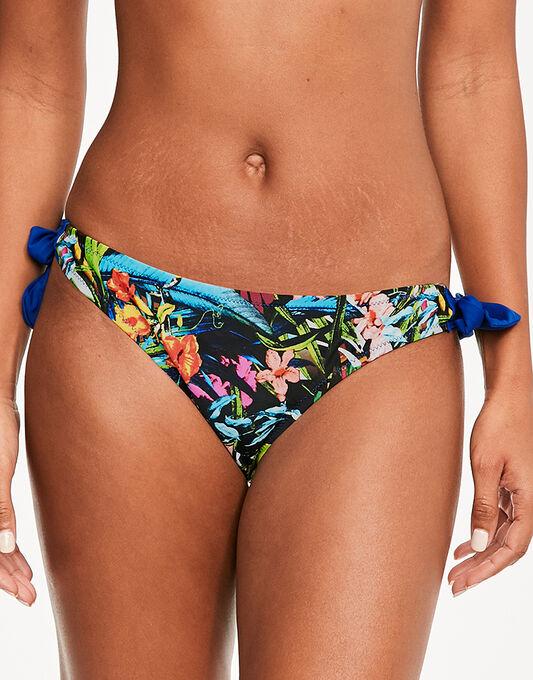 Costa Rica Tie Side Bikini Brief