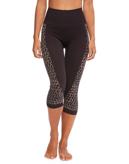 figleaves Freestyle Seamfree Active Crop Legging