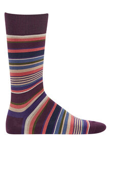 Paul Smith Mill Stripe Sock