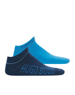 BOSS Black 2 Pack Sports Design Sock