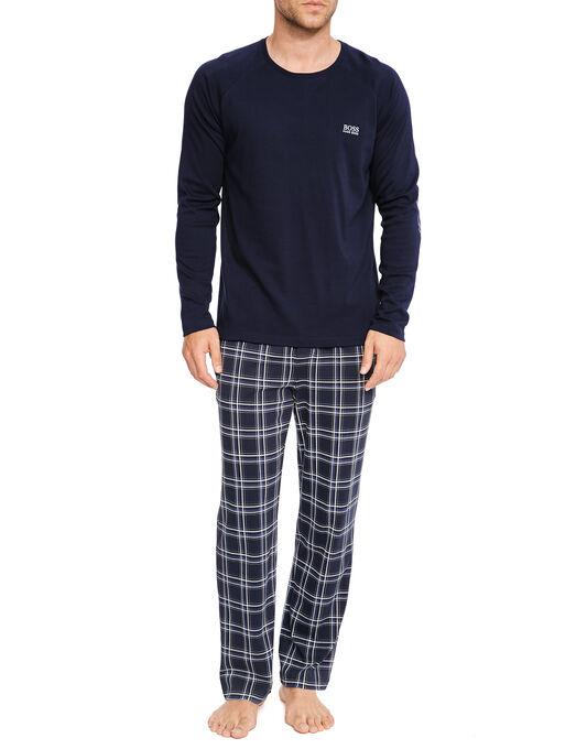 Jersey Long Pyjama Set