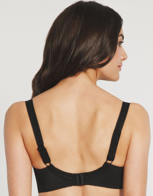 Samantha Underwired Bra With Side Support