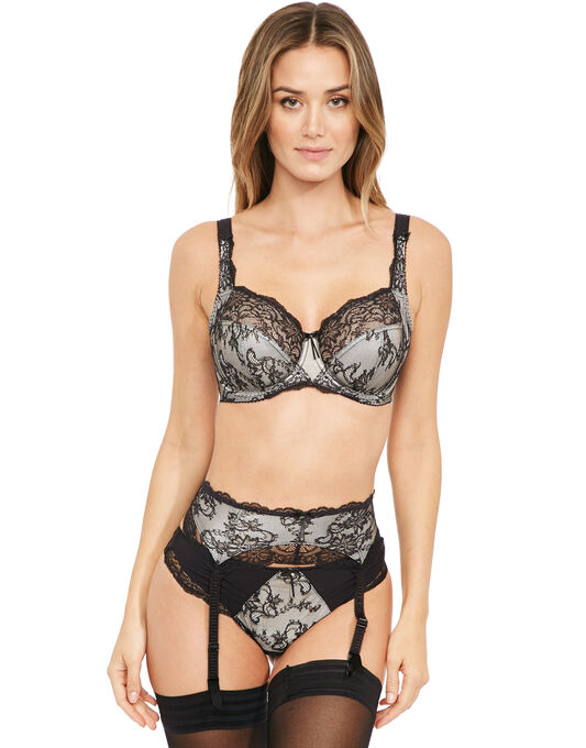 Isabella Underwire Side Support Bra