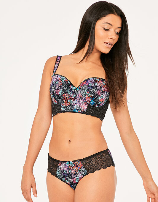 Forest Song Underwired Longline Bra