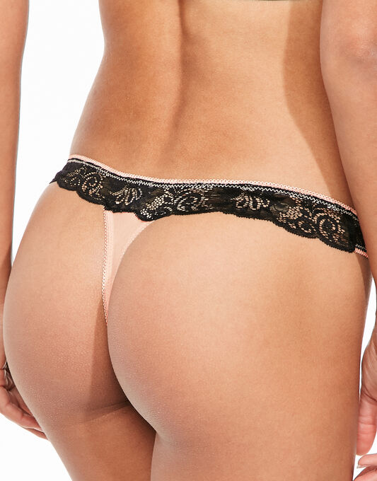 B.tempt'd Most Desired Thong