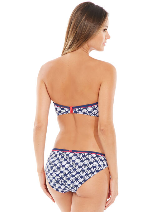 Cleo by Panache Lucille Bandeau Bikini Top