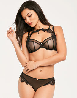 Scantilly by Curvy Kate Intoxicate Balcony Bra