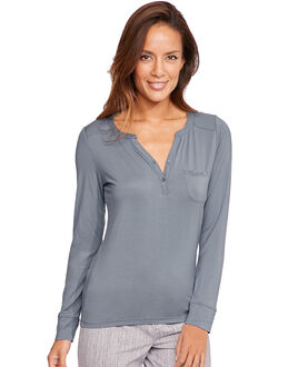 Calvin Klein Modal Coordinating Long Sleeve Top