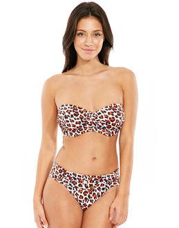 Freya Swim Sabor Underwired Twist Front Bandeau Bikini Top