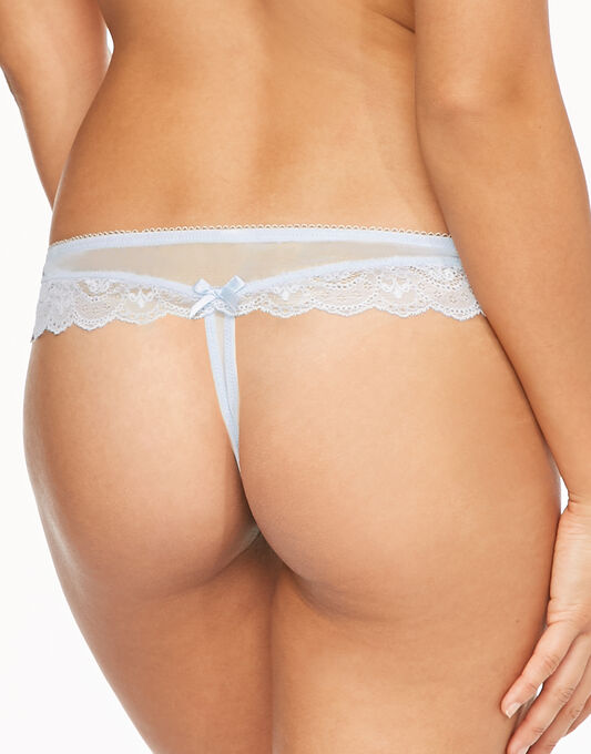 figleaves Alice Lace Thong