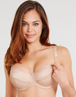 Amoralia Luna Flexi Wire Padded Nursing Bra