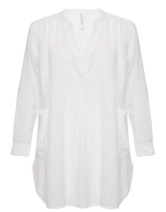 Seafolly Boyfriend Beach Shirt