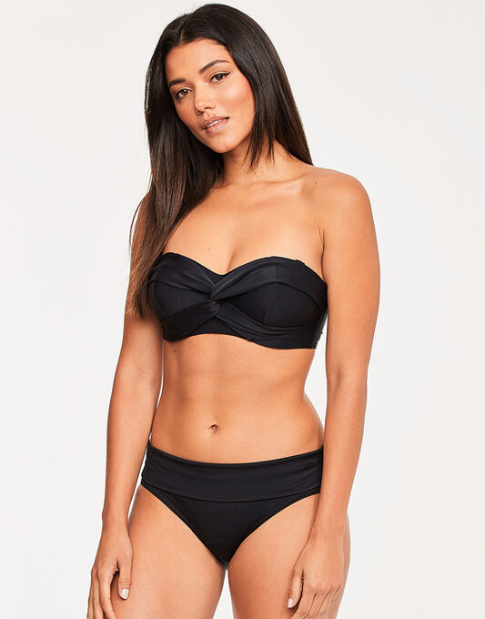 Rene Underwired Loop Front Bandeau Top