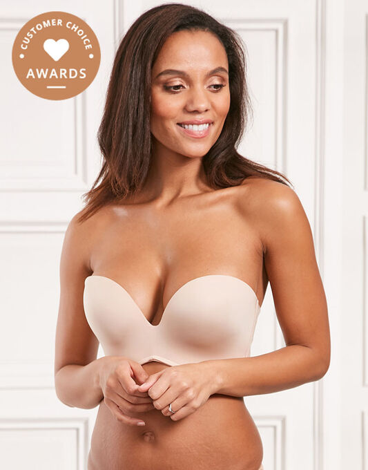 Ultimate Strapless Bra A-G