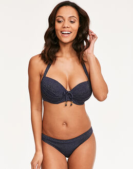 Pour Moi? Barcelona Underwired Padded Halter Top