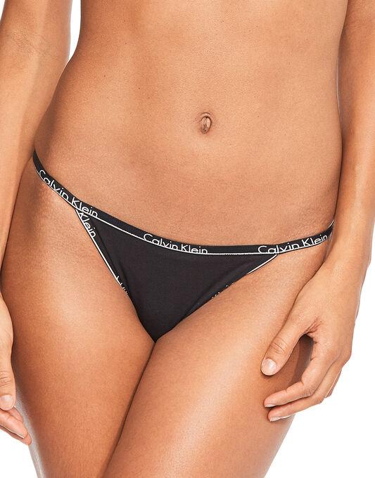 Calvin Klein CK ID Cotton String Bikini