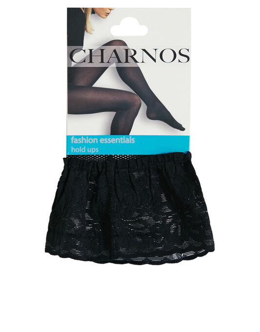 Charnos Hosiery Fishnet Hold Ups