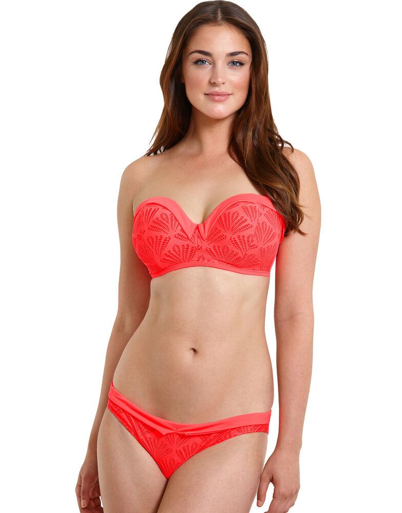 Siren Bandeau Bikini Top