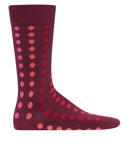 Paul Smith Grad Polka Sock
