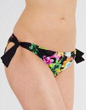 Santa Rosa Classic Scarf Tie Side Bikini Brief