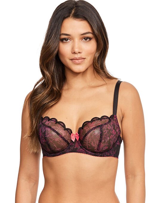 Curvy Kate Sheer Bliss Balcony Bra