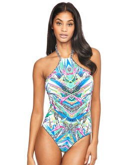 Freya Swim Tropicool Placement Swimsuit