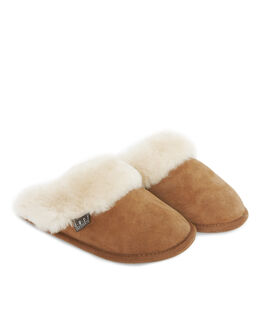 Just Sheepskin Duchess Slipper