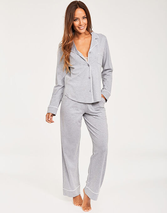 DKNY New Signature Top & Pant PJ