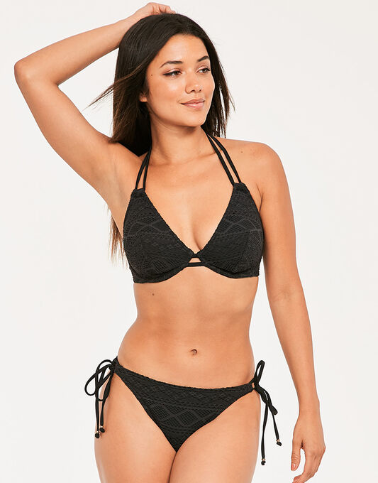 Freya Swim Sundance Underwired Bandless Halter Bikini Top