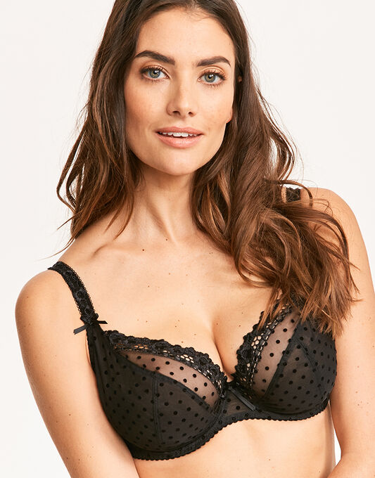 Princess Plunge Bra