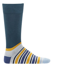 Paul Smith Colour Block Stripe Sock