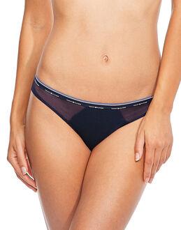 Tommy Hilfiger Micro Stripe Bikini