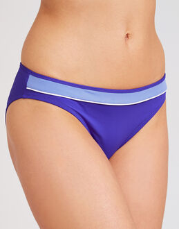 Huit Sunset Stripes Bikini Brief