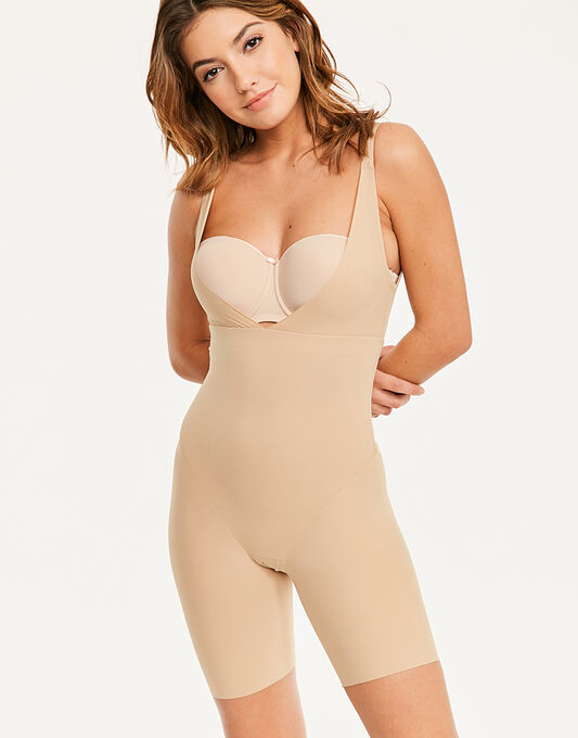 Maidenform Take Inches Off Wear Your Own Bra Onesie