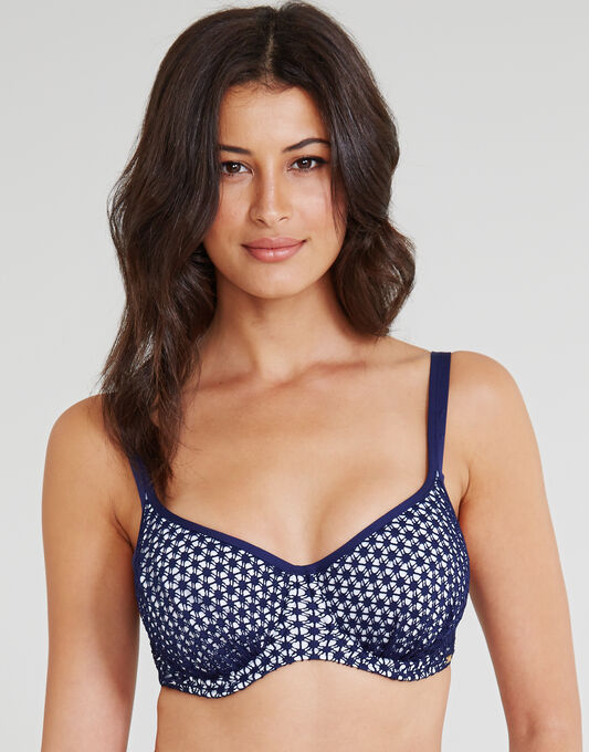 Panache Eadie Underwired Balconnet Bikini Top