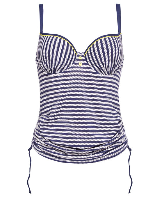 Cleo by Panache Lucille Underwired Balconnet Tankini Top