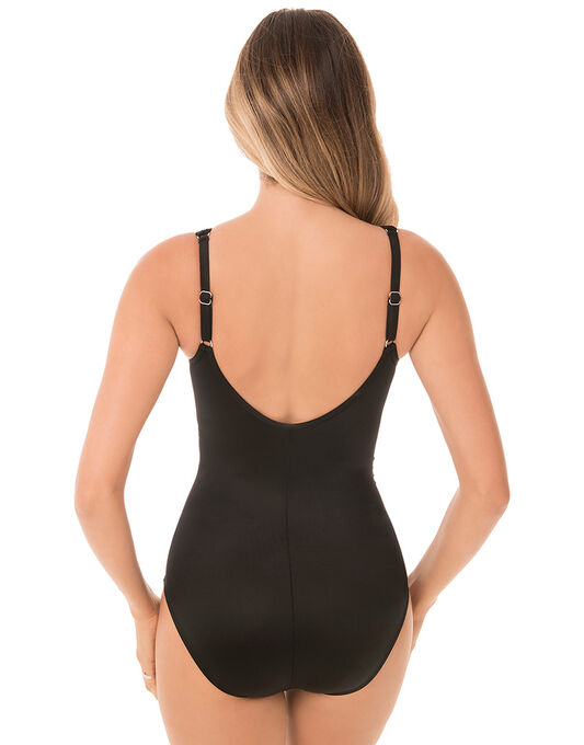 Miraclesuit Network Madero Firm Control Swimsuit