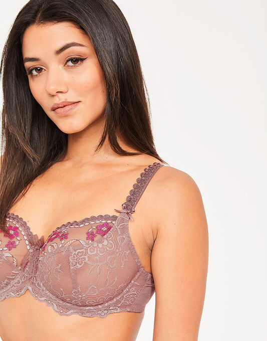 Empreinte Anna Underwired Low-Necked Bra
