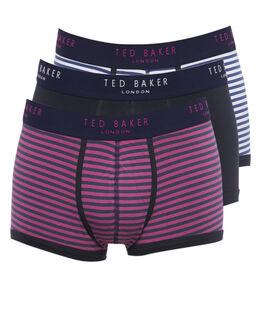 Ted Baker Danger 3 Pack Trunk
