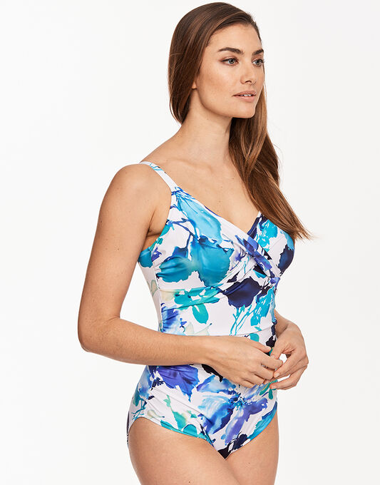 Fantasie Capri Cross Front Swimsuit