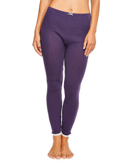 figleaves Pointelle Thermal Legging