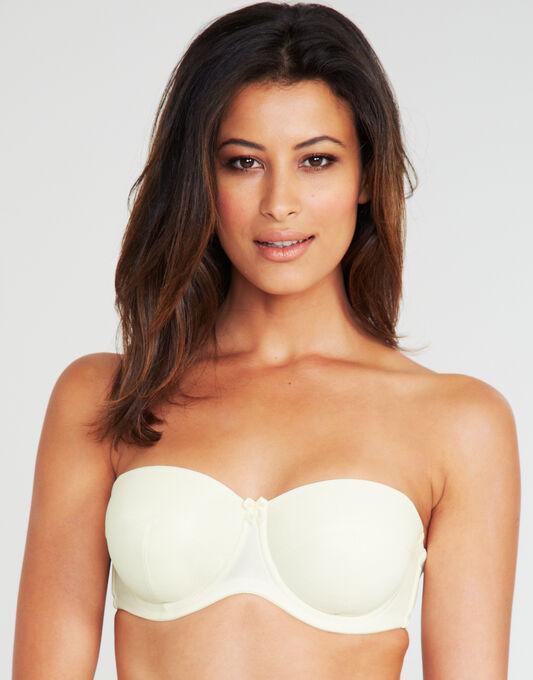 Evie strapless bra