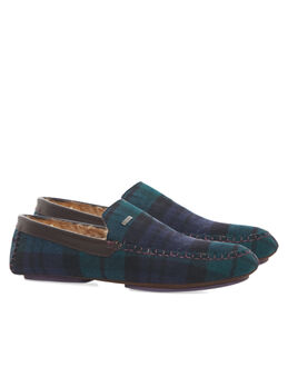 Ted Baker Moriss Check Slipper