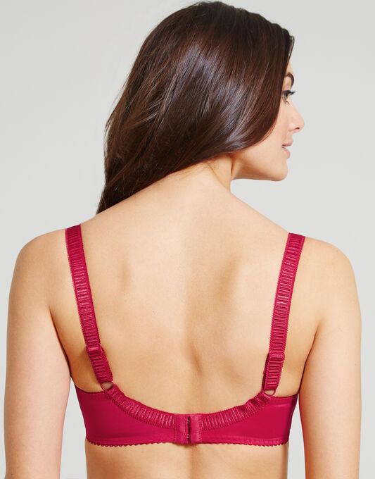 Lois Underwired Bra With Side Support