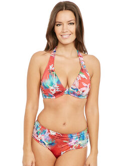 figleaves Antalia Mala Underwired Halter Bikini Top
