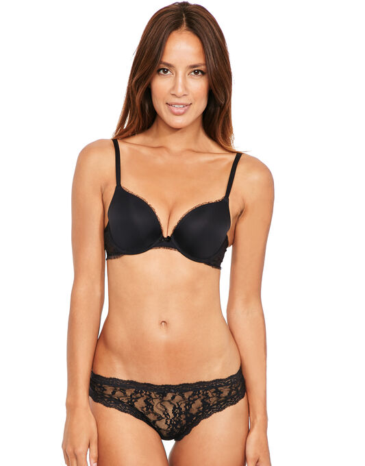 DKNY Signature Lace Perfect Lift Demi Bra